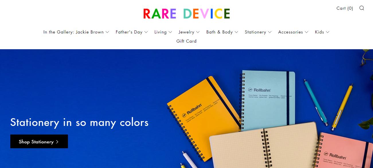 Rare Device in San Francisco, CA