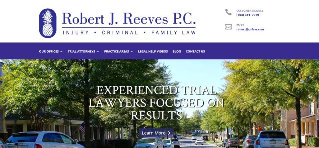 Robert J. Reeves P.C.