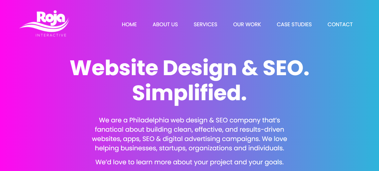 Roja Interactive in Philadelphia, PA