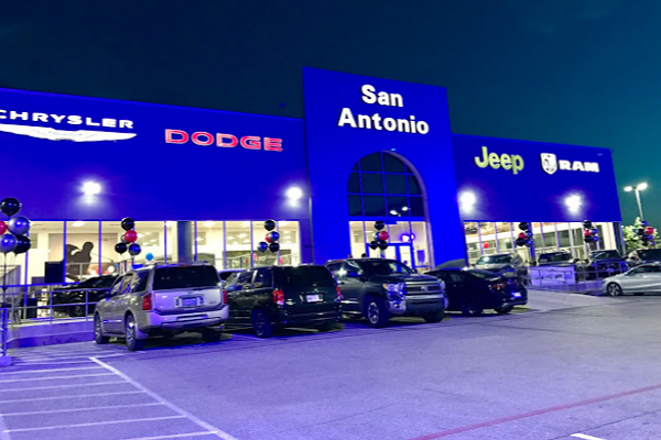 San Antonio Chrysler Dodge Jeep RAM