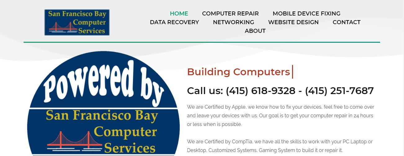 San Francisco Bay Computer Services in San Francisco, CA