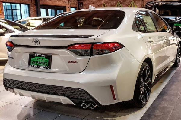 San Francisco Toyota