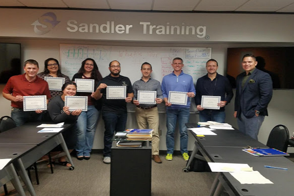 Sandler San Antonio Sales Training