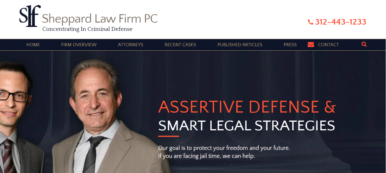 Sheppard Law Firm in Chicago, IL