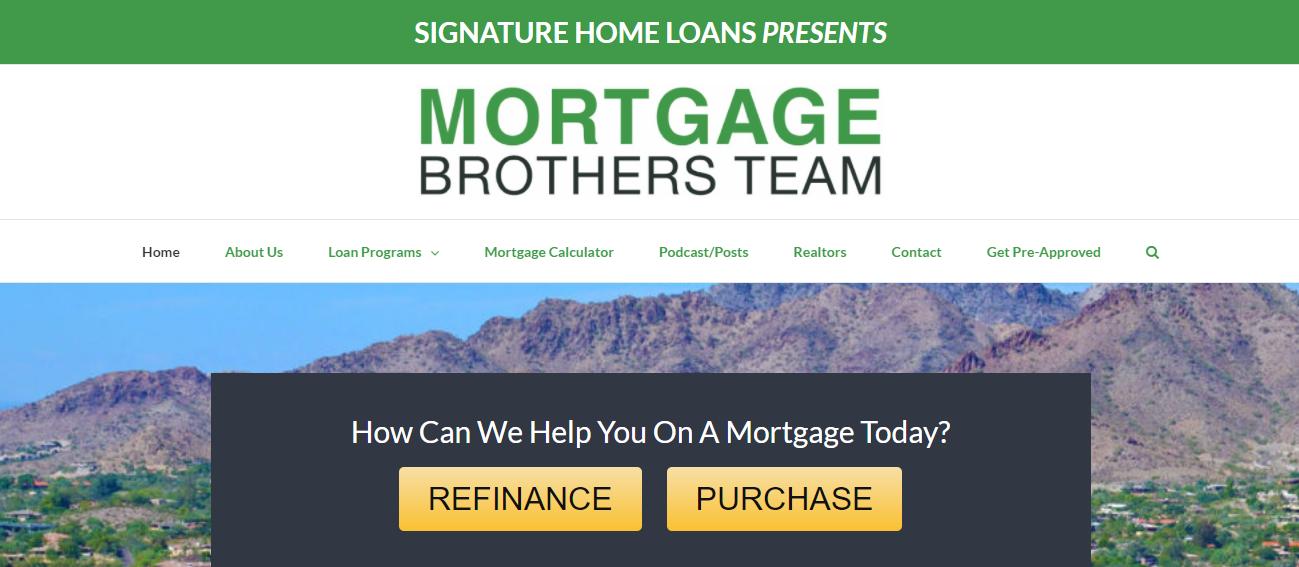 Signature Home Loans in Phoenix, AZ