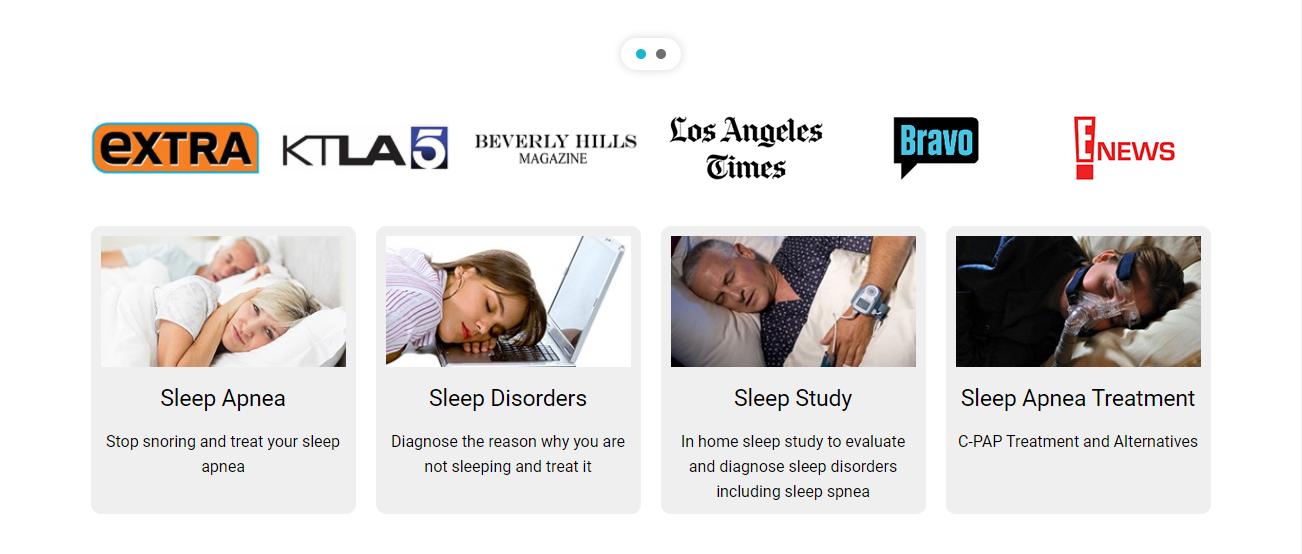 Sleep Study Clinic in Los Angeles, CA