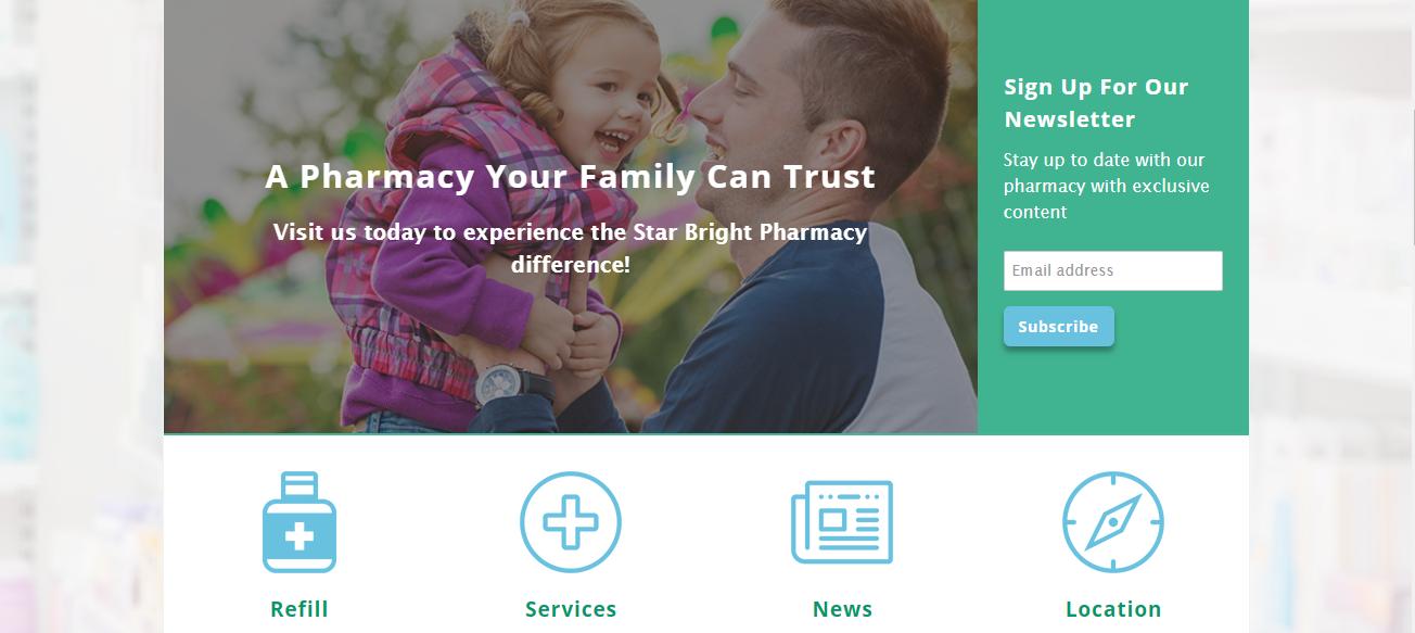 Star Bright Pharmacy in Charlotte, North Carolina