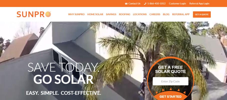 Sunpro Solar in Fort Worth, TX
