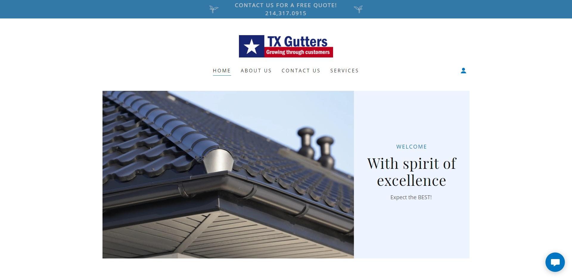 Dallas, TX Best Gutter Installers