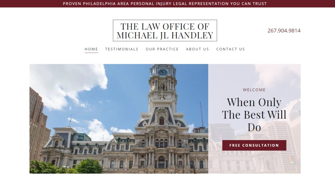 The Law Office of Michael Handley