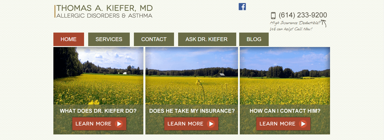 Thomas A. Kiefer, MD in Columbus, OH