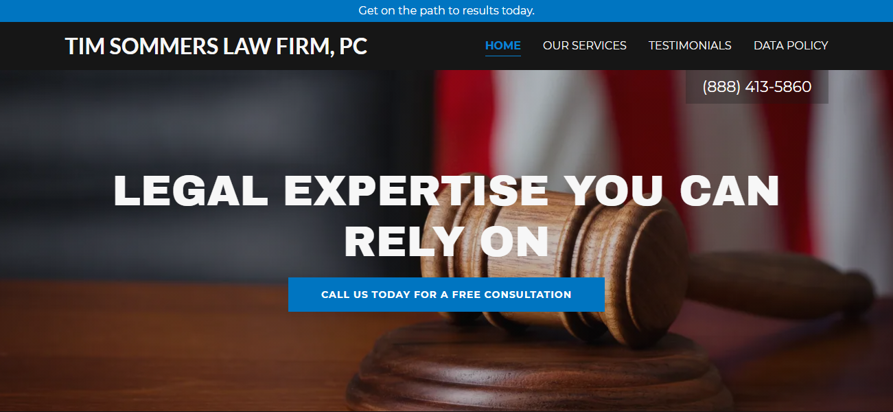 Tim Sommers Law Firm, PC in Dallas, TX