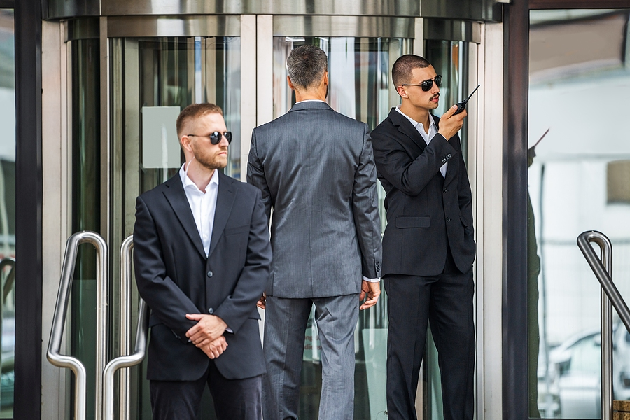 Top rated bodyguard services in Manhattan