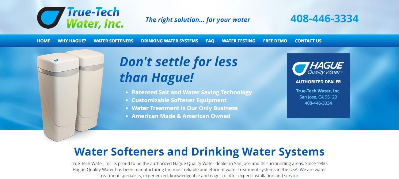 True-Tech Water in San Jose, CA