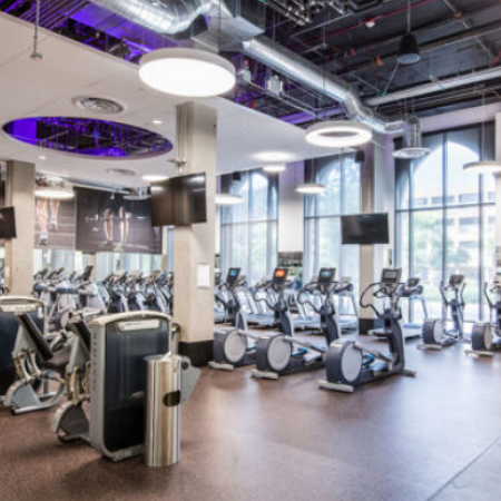 USC Village Fitness Center