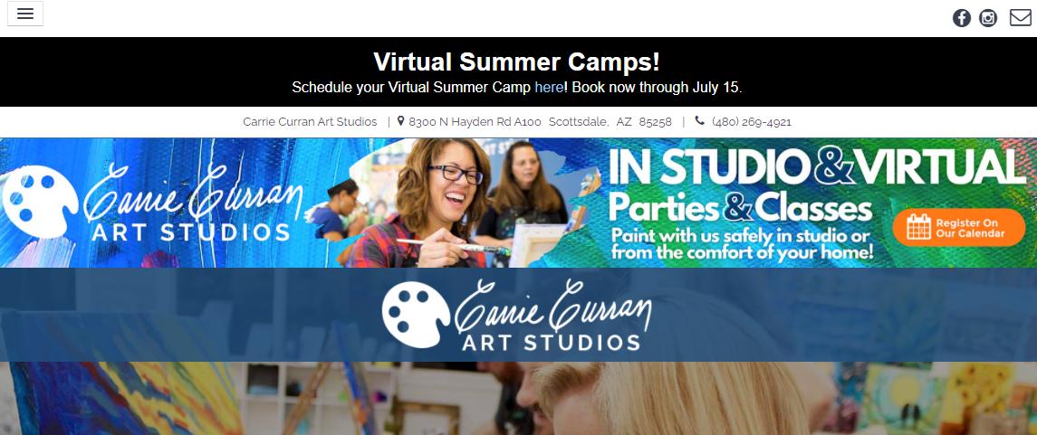 Carrie Curran Art Studios
