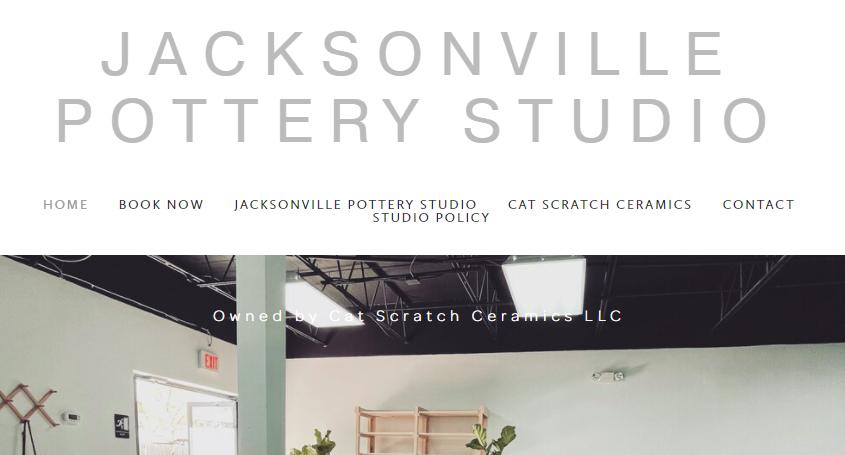 Jacksonville Pottery Studio