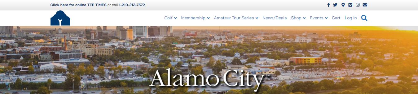 classic golf courses in San Antonio, TX