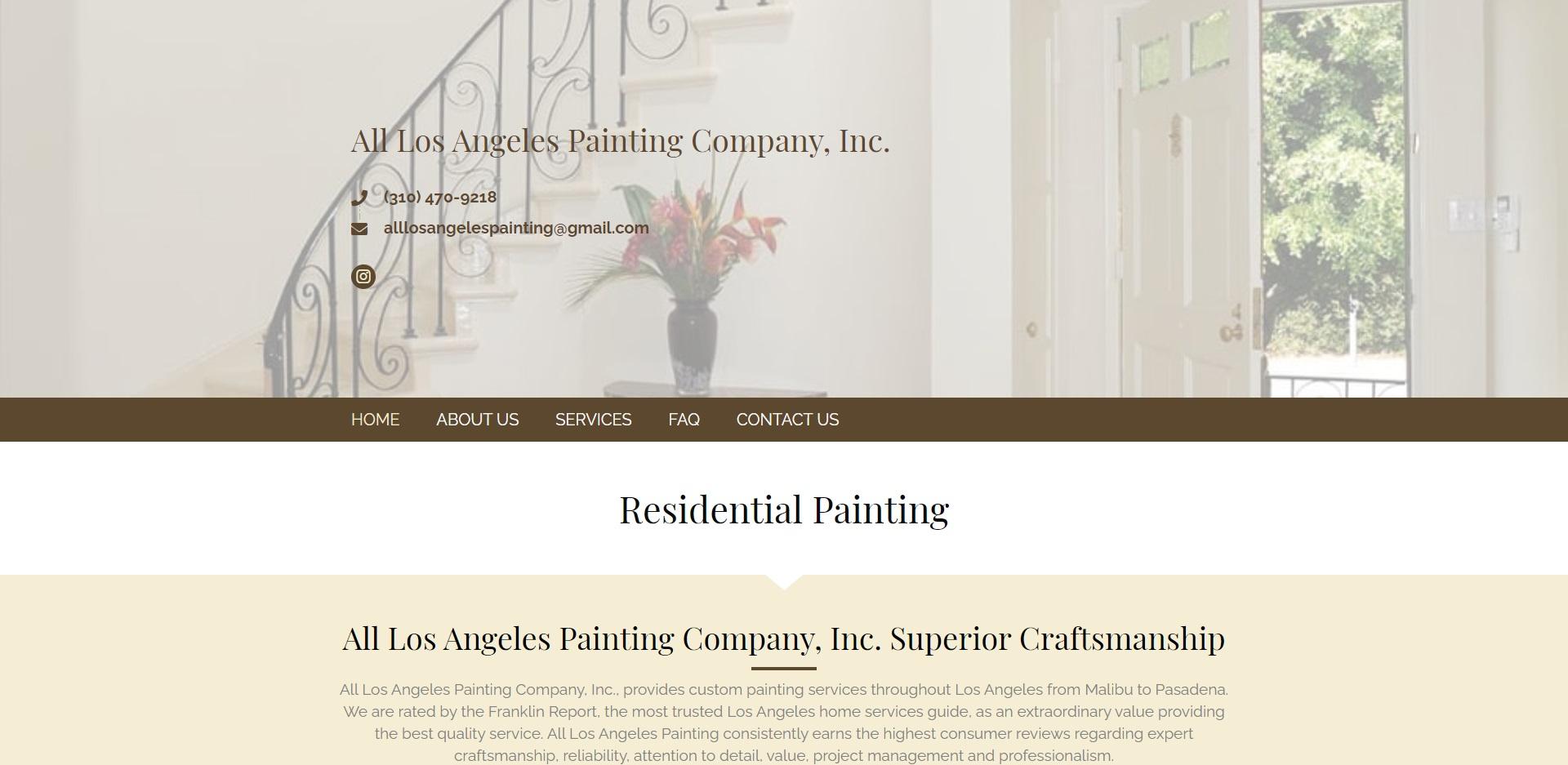 5 Best Painters in Los Angeles