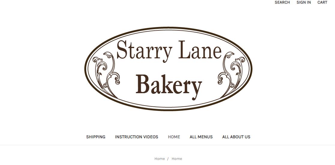 Starry Lane Bakery