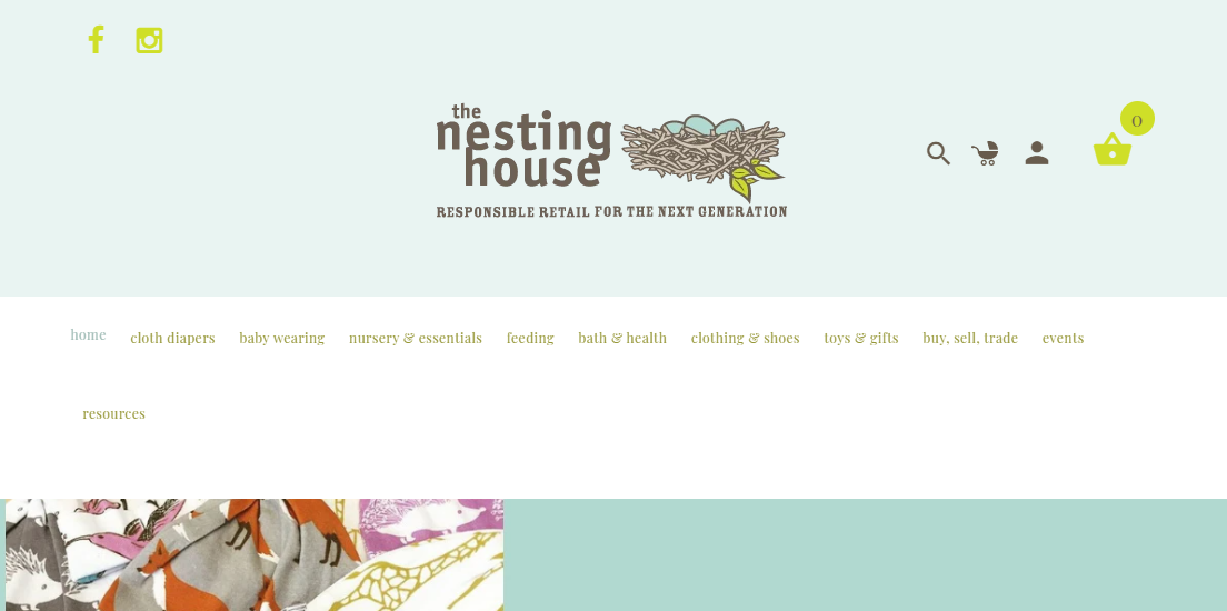The Nesting House