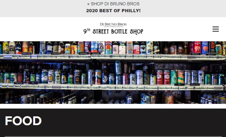 9th Street Bottle Shop