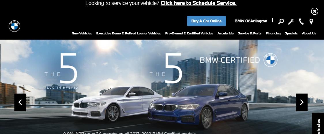 BMW of Arlington