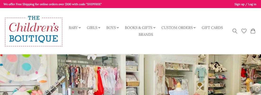 The Children's Boutique
