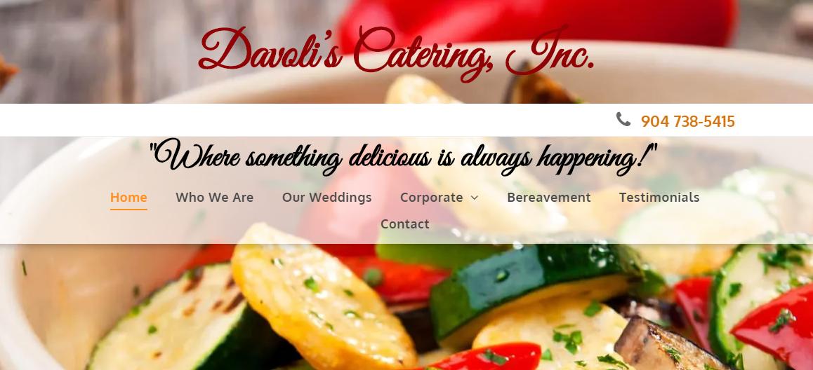 Davoli's Catering Inc.