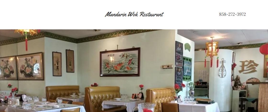 Mandarin Wok Restaurant