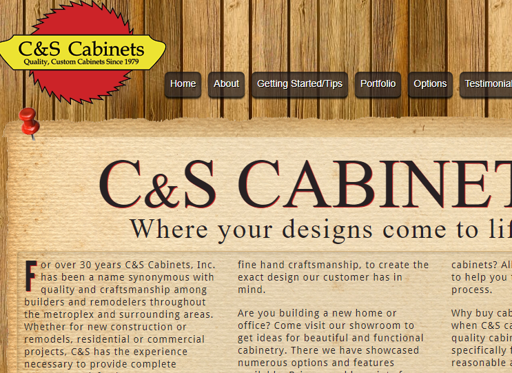 C&S Cabinets Inc.