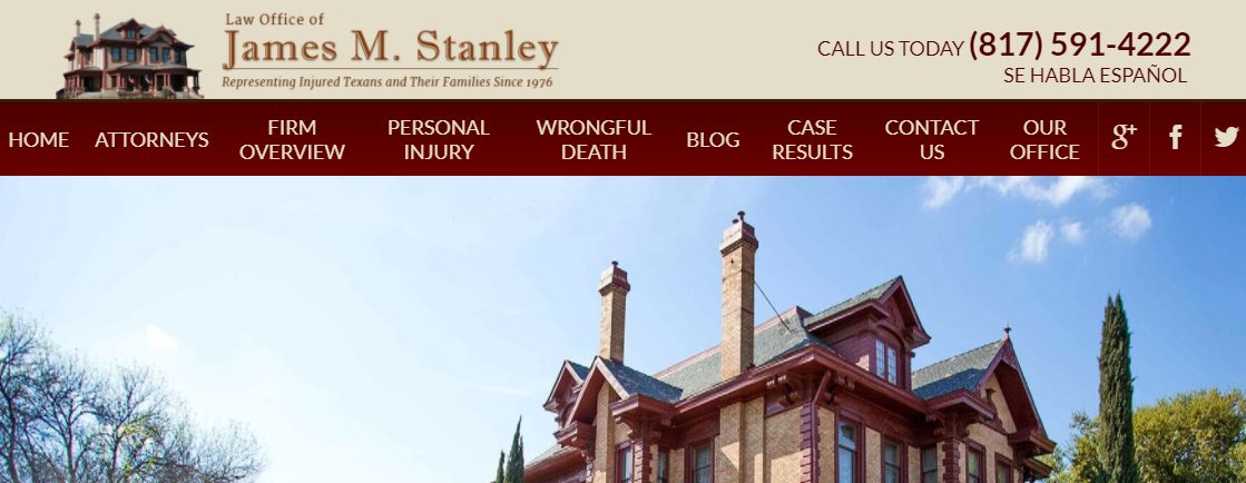 Law Office of James M. Stanley