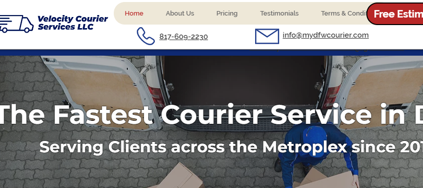 Velocity Courier Services LLC