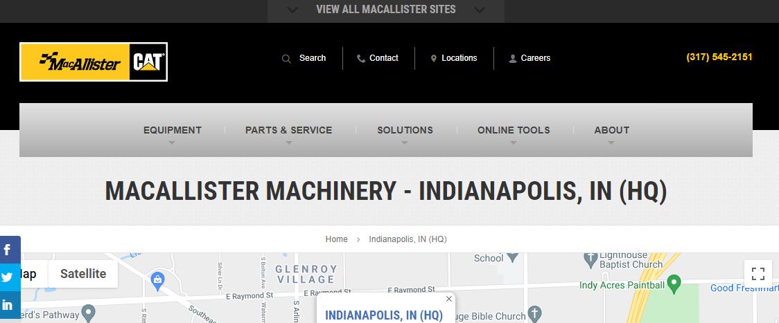 McAllister Machinery