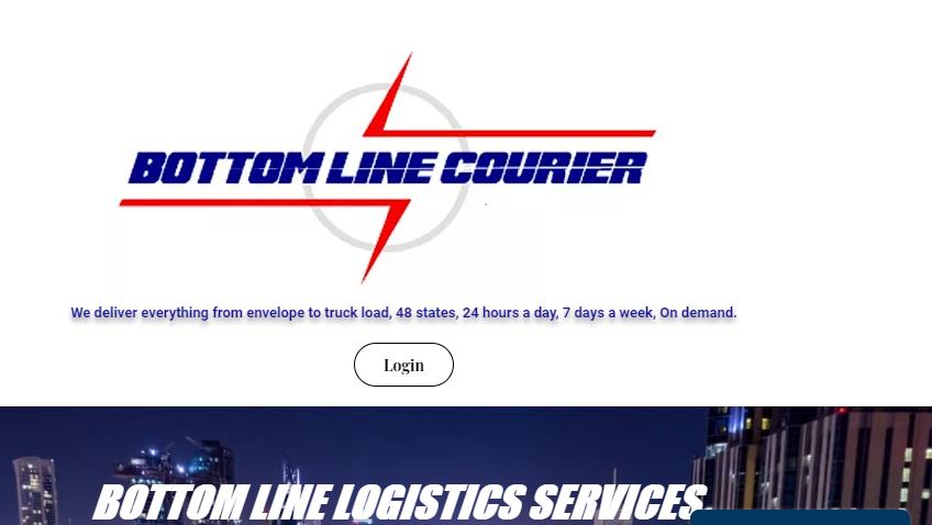 Bottom Line Courier