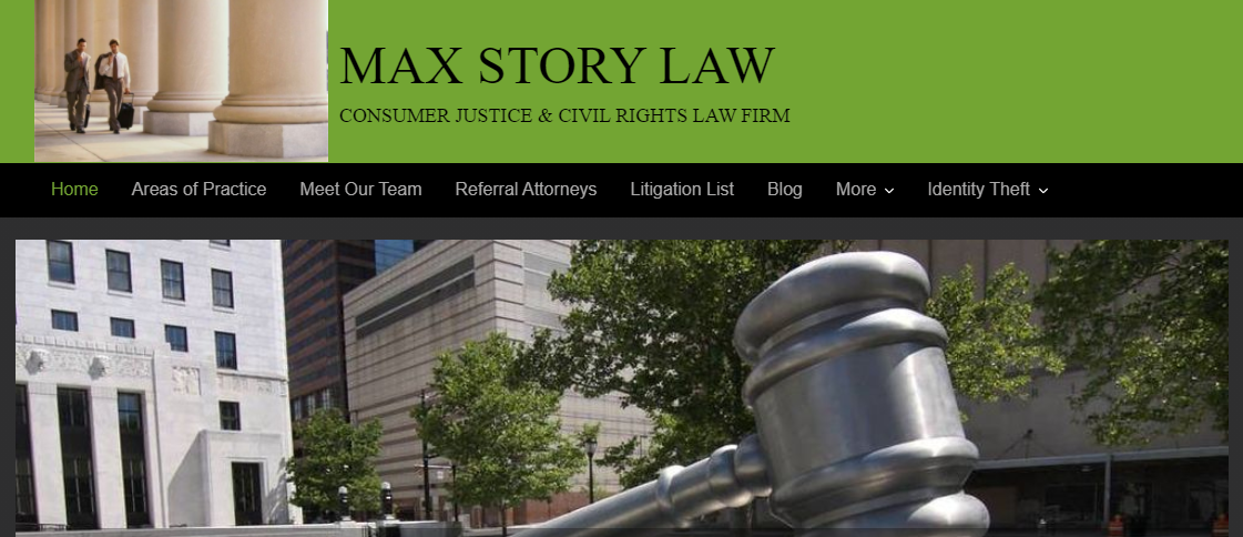 Max Story Law
