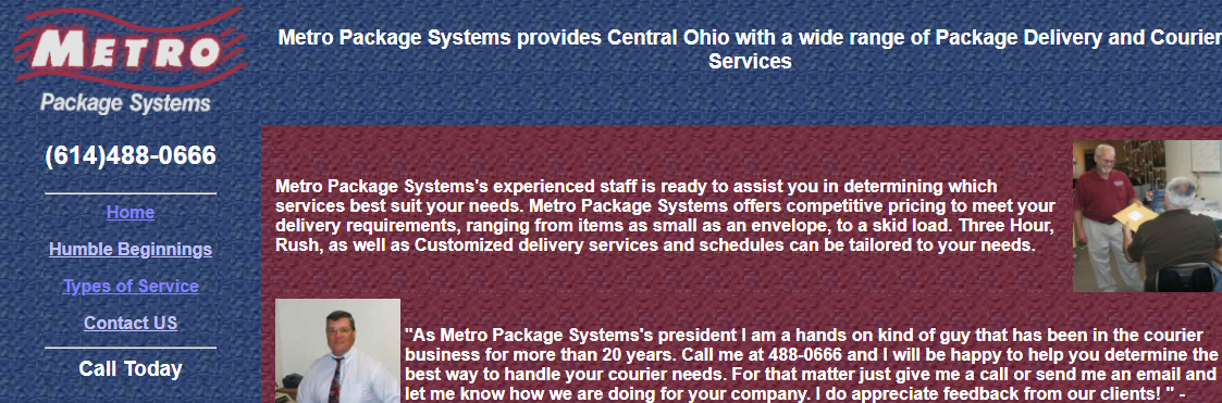 Metro Package Sytems