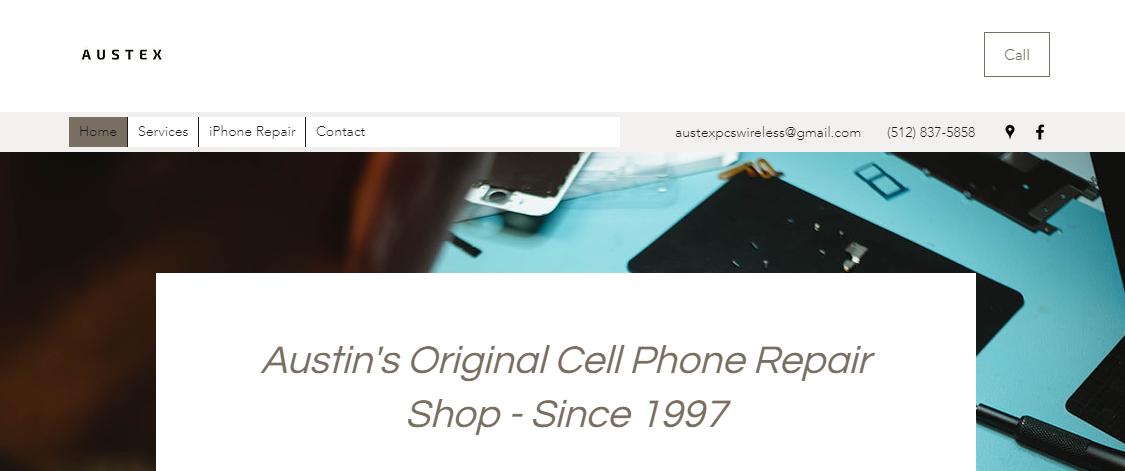 Austex PCS Cell Repair