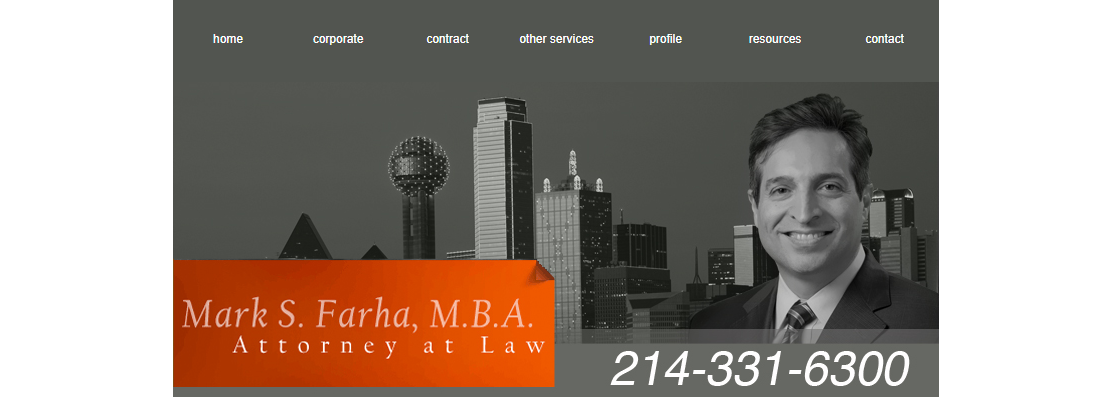 Mark S. Farha, MBA
