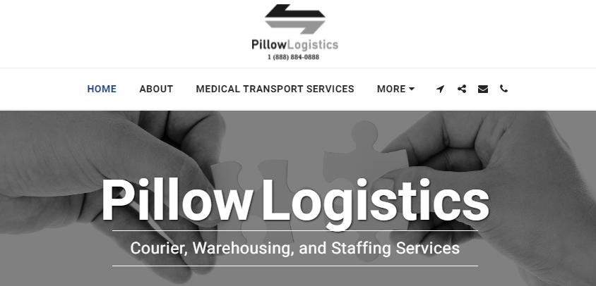 Pillow Logistics, Inc.