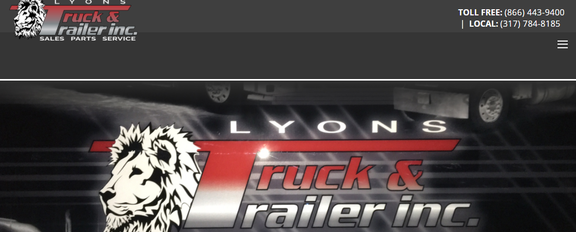 Lyons Truck and Trailer Inc.