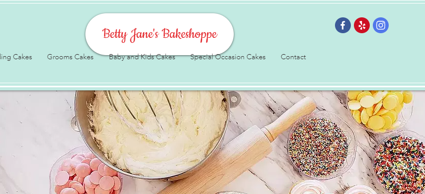 Betty Janes Bakeshoppe