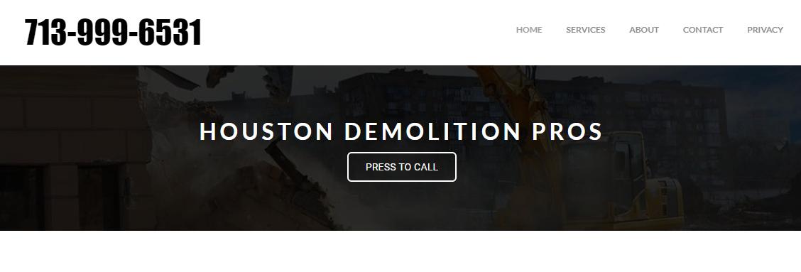 Houston Demolition Pros