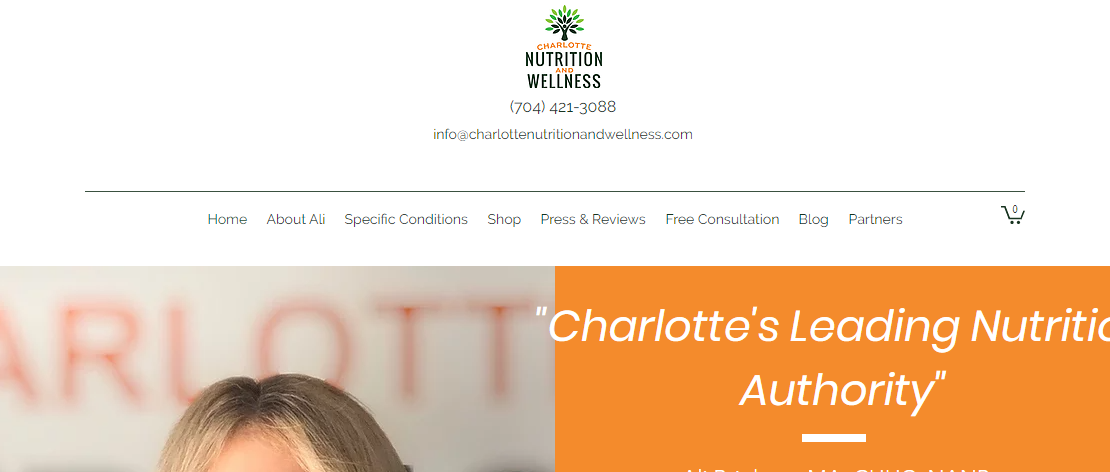 Charlotte Nutrition and Wellness