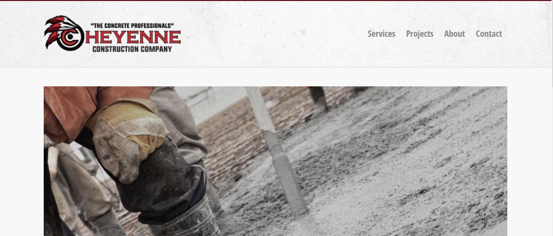 Cheyenne Construction Co.