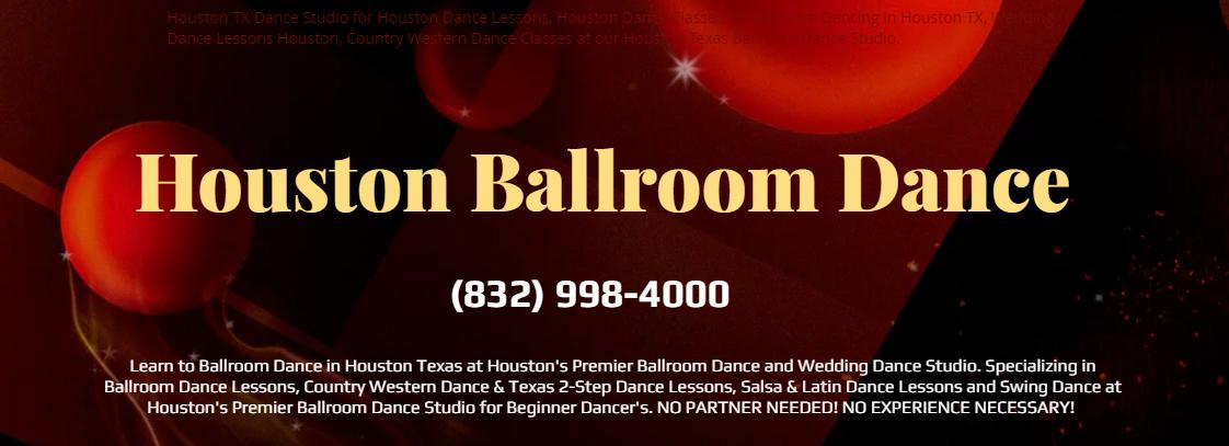 Houston Ballroom Dance