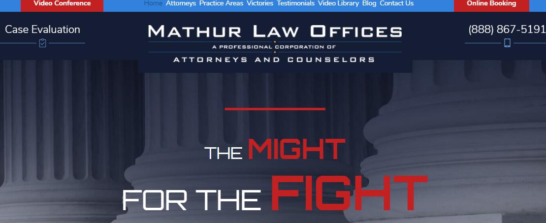 Mathur Law Offices, PC