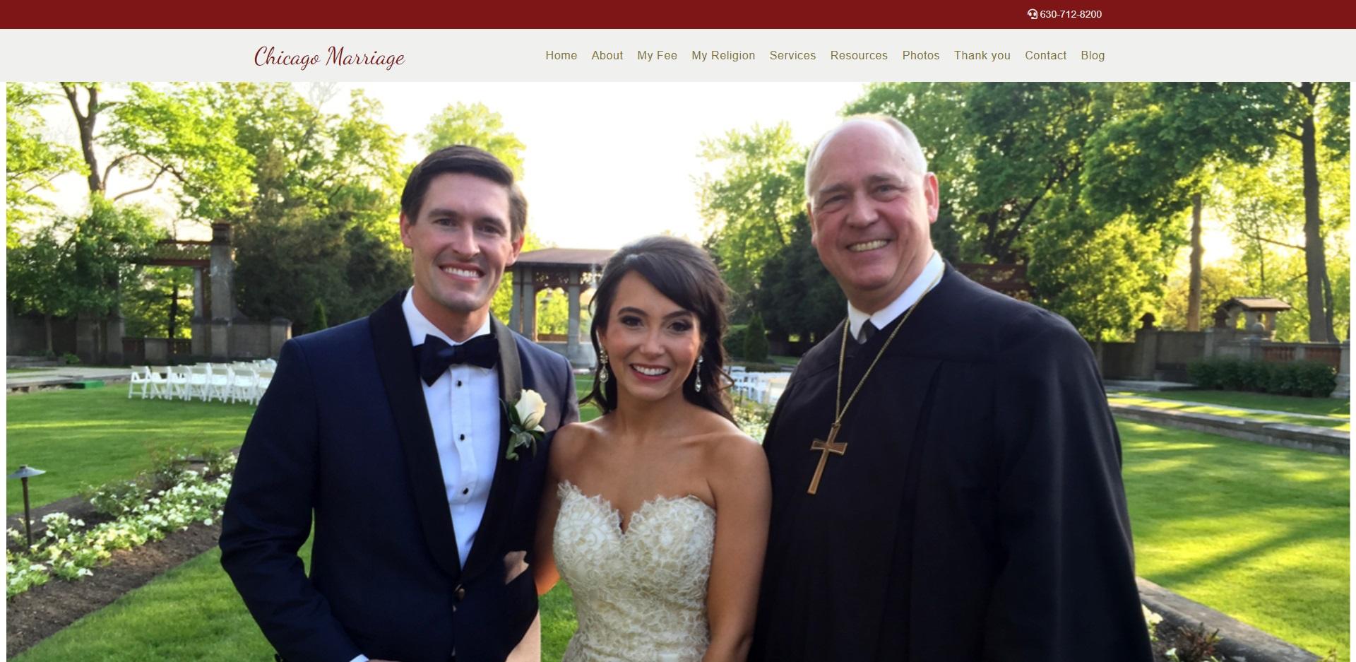 Chicago's Best Wedding Celebrants