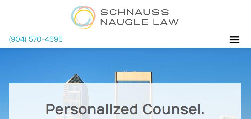 Schnauss Naugle Law
