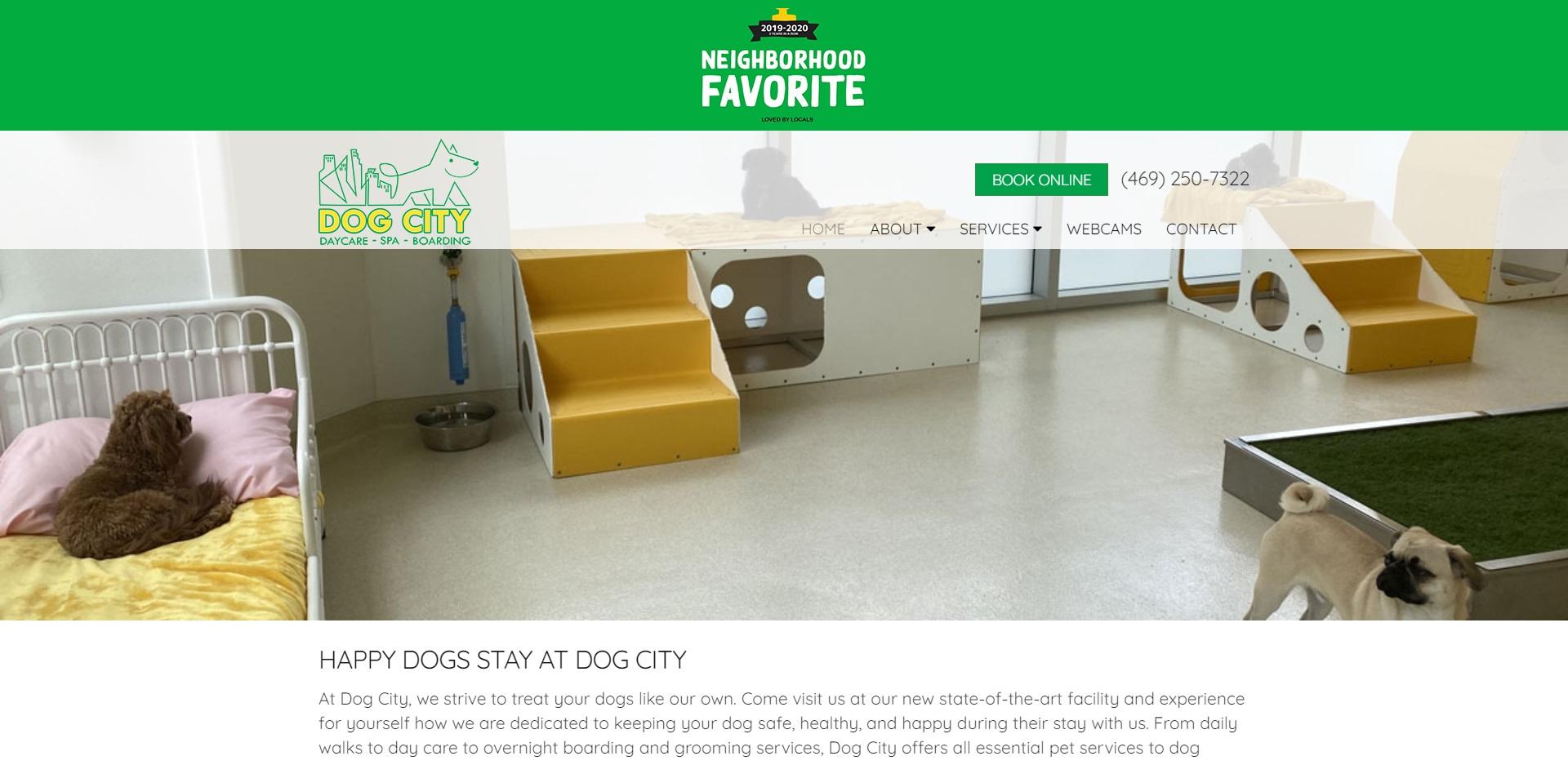 Dallas Best Pet Care Centers